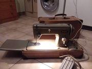 Paff 60 Koffer-Nähmaschine sehr robust