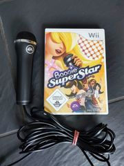 Nintendo Wii Sing Boogie Super