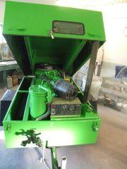 Schraubenkompressor Sullair F 40 D