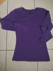 T-Shirt Shirt Oberteil Gr 36