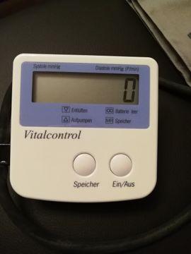 Blutdruck Messgerät Vitalcontrol: Kleinanzeigen aus Germersheim - Rubrik Medizinische Hilfsmittel, Rollstühle