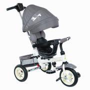 Dreirad 6in1 Kinderwagen Lenkstange Dach
