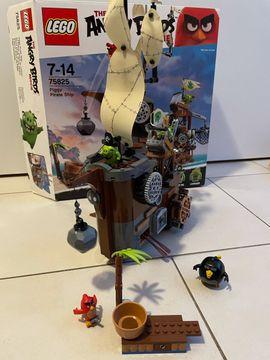 Spielzeug: Lego, Playmobil - LEGO Angry Birds 75825