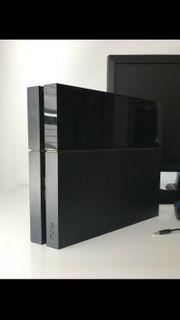 PLAYSTATION 4 500GB SCHWARZ