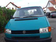 VW Bus Offener Kasten