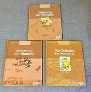 Drei neuwertige Nachschlagewerke - Bildbände von