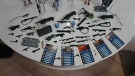 Sonstiges Kinderspielzeug - Star Wars Spielfiguren