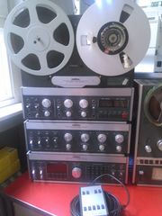 Revox Tonbandgeräte B77 mit fernbedinung
