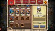 Castle Clash Account 338k Macht