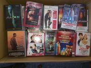 VHS VideoKasetten