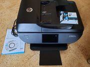 HP Officejet 5742 Multifunktionsdrucker zusätzliche