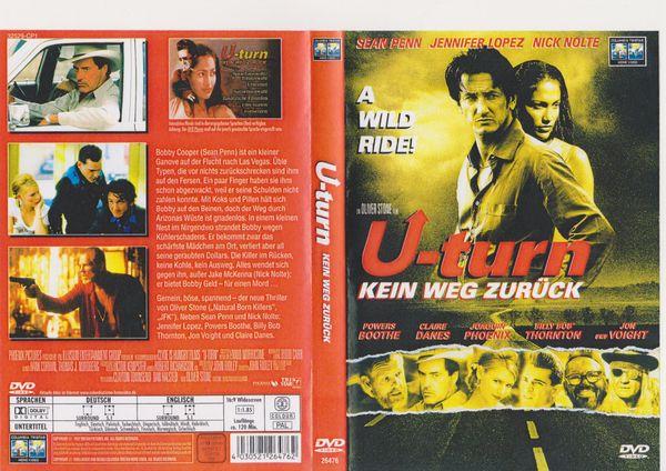 DVD U-Turn - Kein Weg zurück