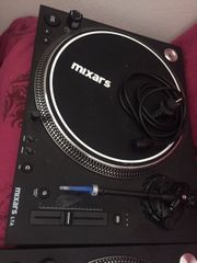 Verkaufe professionelle DJ Plattenspieler 2