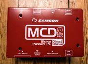Samson MCD 2 Pro Passive