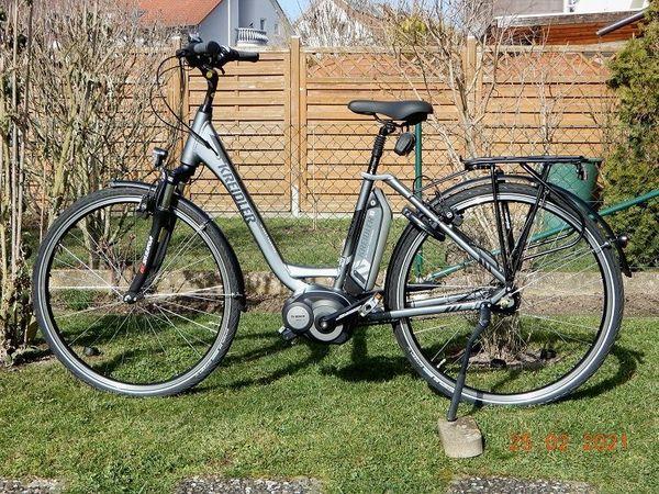 Elektrofahrrad Kreidler Vitality Eco 1