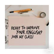 Englische Studenten für den Unterricht