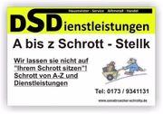 A - z Schrott ABHOLUNG Alteisen