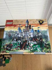 Lego Ritterburg m Originalkarton