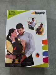 Hauck Babytrage 3-Way Carrier
