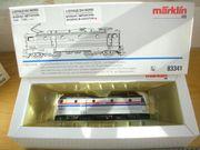 Märklin 83341 Amtrak-Lok E-Lok X