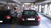 Parkplatz im Parkhaus Wilhelmstraße 70