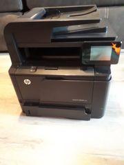 Multifunktionsgerät HP Laserjet Pro 400