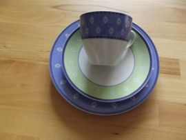 Bild 4 - Ess- u Kaffeeservice 6teilig - Bayrisch - Essenbach