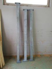 Stahlstützen für Holzbau Hausbau Landwirtschaft