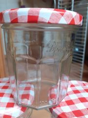 10 Marmelade Gläser