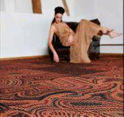 Interface Teppichfliesen mit wunderschönem orientalischem