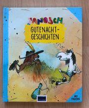 Kinderbuch Janosch Gutenachtgeschichten - Stiftung Lesen