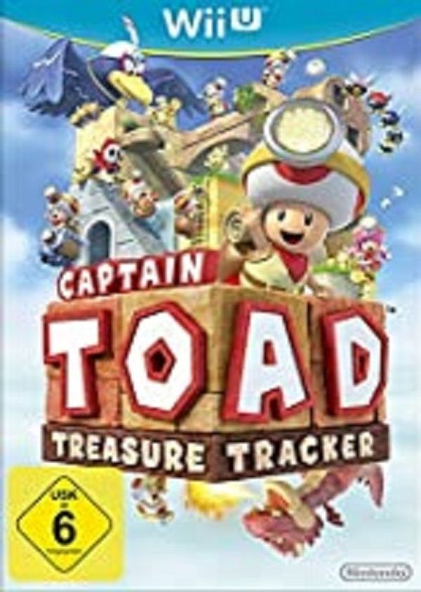 Cäptain Toad Treasure Tracker - Nintendo