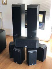 JBL ES Serie Surround System