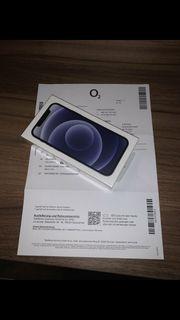 iPhone 12 128Gb Schwarz NEU