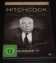 DVD Alfred Hitchcock Nummer 17