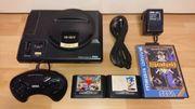 SEGA Mega Drive Konsole 5