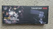 Shotgun-Mikrofon ATIan TAKSTAR SGC-598