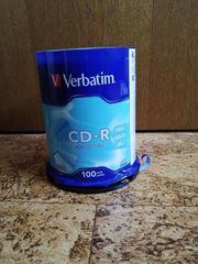 Leer-CDs CD-R Verbatim 100 Stück