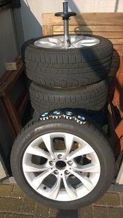 Alufelgen BMW X1