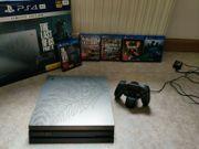 PS4 Pro 1TB The Last