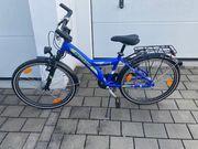 Neuwertiges Jungen-Fahrrad Pegasus Sante 24