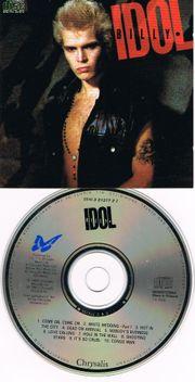 80 s CD - Billy Idol -