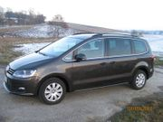 VW Sharan 4Motion Comfortline 7