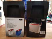 2 x Hängemappenbox von HAN