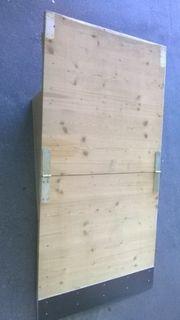 Holzrampen zu verkaufen