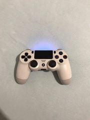 PS4 Controller in Weiß