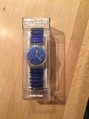 Swatch Watch mit Datumsanzeige