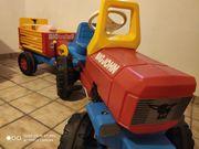 BIG John Traktor und Anhänger