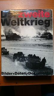 WK II diverse Geschichtsbücher Wehrmacht