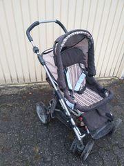Kinderwagen Set Hartan Racer S